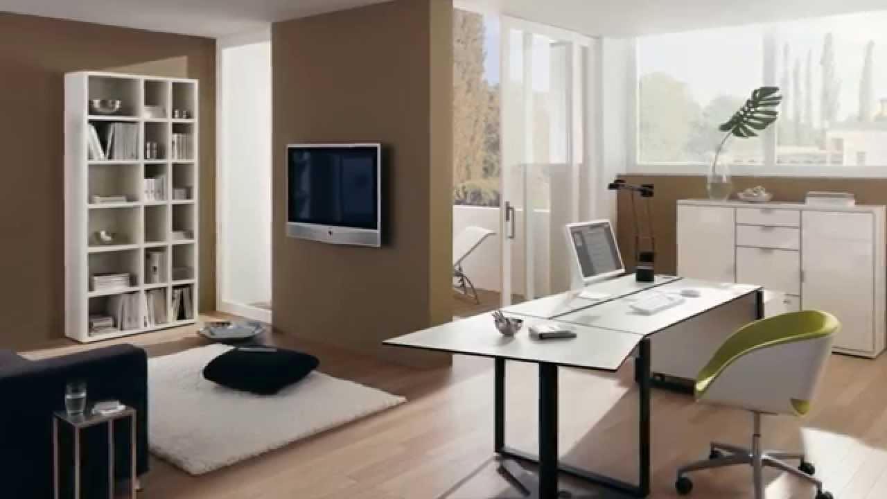 Desain Kantor di dalam Rumah