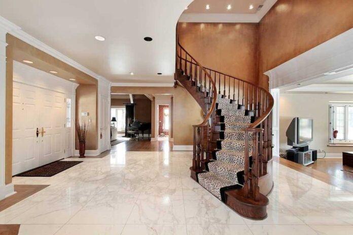 Rotary Stairs