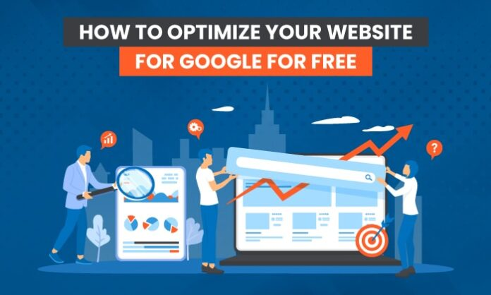 How to Optimize Website for Page One